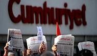 Cumhuriyet'ten 'MİT Gazeteciliği'ne Tepki Duyurusu
