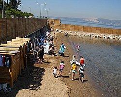 Kocaeli'deki Tesettür Plajı Kaldırıldı!