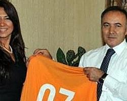 Ampute Futbolunun Kadın Patronu
