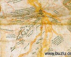 Evliya Çelebi'nin Kayıp Dicle-Fırat Haritası Bulundu
