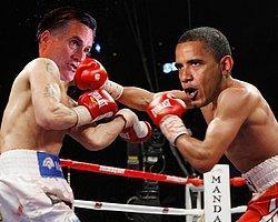 Obama ve Romney İlk Kez Canlı Yayında Tartışacak