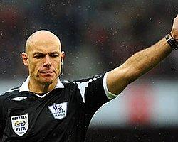 Romanya Maçı Howard Webb'in