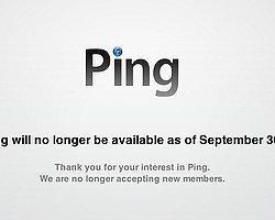 Ping, Tamamen Kapatıldı