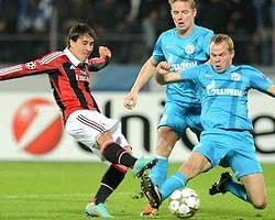 Zenit 2-3 Milan