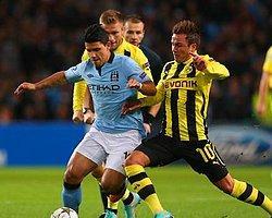 Man City 1-1 Bor. Dortmund