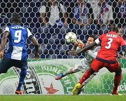 Porto 1-0 Psg