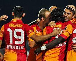 Galatasaray'da Hamit Sevinci