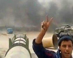Suriyeli Muhaliflerden Füze İddiası