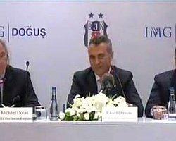 Img/Doğuş'tan Beşiktaş'la İşbirliği