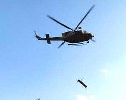İsyancılar 3 Helikopter Yaktı