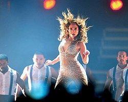 Jennifer Lopez Lizbon'u Salladı