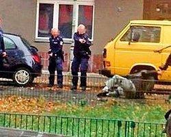Almanya'da Polis Vahşeti
