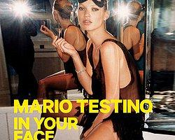 Mario Testino In Your Face Sergisi