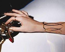 Dior Altın Dövmeleri