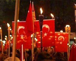 29 Ekim'e Başkent'te yasak, İstanbul'da bayrak gerginliği   Hürriyet