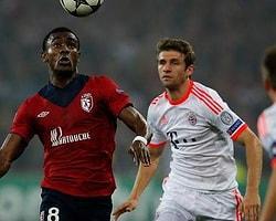 Lille 0-1 Bayern Münih
