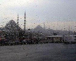 İstanbul İçin Çok Şiddetli Yağış Uyarısı