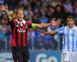 Milan Yine Kaybetti