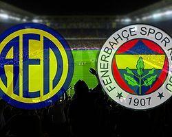 AEL Limassol - Fenerbahçe