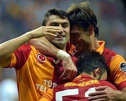 Galatasaray'ın İlk 11'İ Belli Oldu!