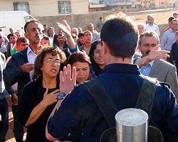 Polis BDP'li Eneş'i Başından Vurdu   Gerçek Gündem