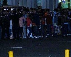 Taksim'de Bomba Paniği