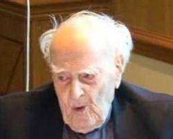 İngiltere'nin En Yaşlı Erkeği 110. Doğum Gününü Kutladı