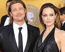 Angelina Jolie'nin Gelinliği