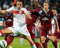 Trabzon 7 Dakikada Yıkıldı: 1-2
