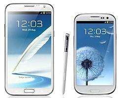 Galaxy Note 2 Ve Galaxy S3'Den Büyük Rekor