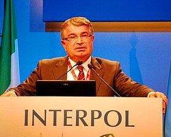 Bakan Şahin İnterpol'de Konuştu