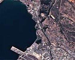 Uzaydan Çekilen 2 Boyutlu Türkiye Haritası Hazır