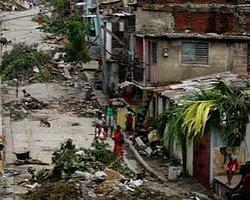 Sandy Kasırgasının Vurduğu Haiti, Uluslararası Yardım Talebinde Bulundu