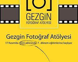 Gezgin Fotoğraf Atölyesi 7. Dönem Temel Fotoğraf Eğitimi