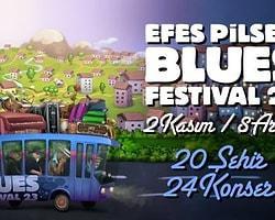 Efes Pilsen Blues Festival: Kayseri