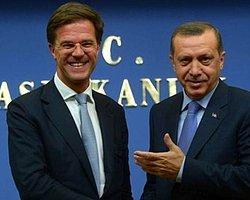 Erdoğan, Hollanda Başbakanı'nı Kıskandı!