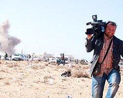 Suriye'deki Kayıp Gazeteciden İyi Haber