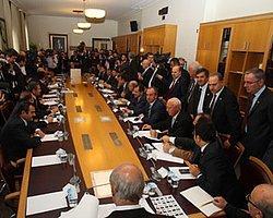 CHP Ve MHP Önerilerini Sundu
