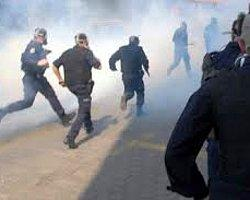Özgür Gündem - Boğaziçi Üniversitesi Öğrencilerine Gaz Bombalı Saldırı