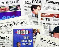İngiliz Basınından Özetler | 08.11.2012