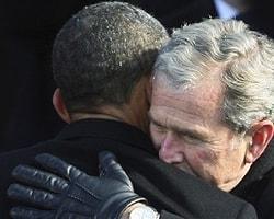 Bush'un Oyu Obama'ya!