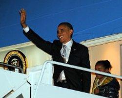 Obama İkinci Kez İşbaşı Yaptı