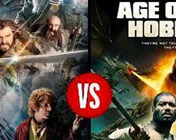 Hobbit Savaşları Başladı!