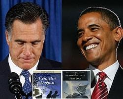Obama ve Romney'in En Sevdiği 5 Kitap