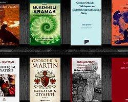 Vitrinde Hangi Kitaplar Var?
