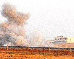Suriye'nin Mermileri İsrail'e Düştü