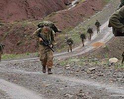 Şemdinli'de Çatışma: 1 Uzman Çavuş Şehit Oldu