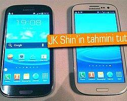 Galaxy S3, İphone 4S Satışlarını Devirdi