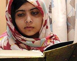 Malala Onu Vuranlara Okuyarak Mesaj Verdi