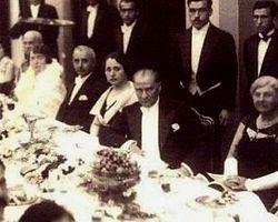 Anılarla Atatürk Sofrası